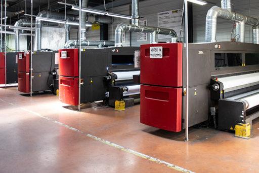 high-resolution digital printers